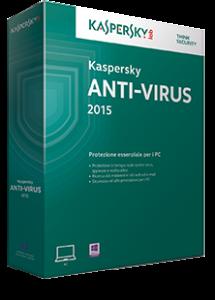 Kaspersky Antivirus 2015
